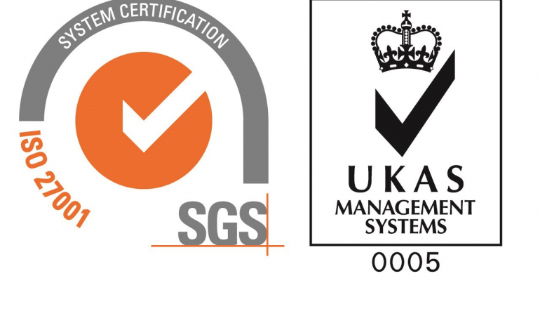 SGS ISO27001