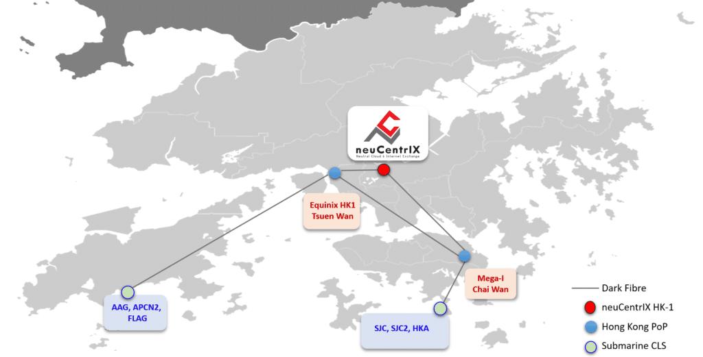 Localloop PoP DCI Hong Kong